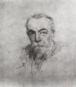 Self Portrait | Vasily Polenov | Oil Painting
