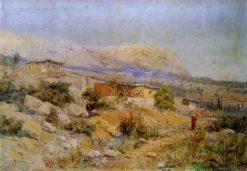 Balkan Landscape | Vasily Polenov | Oil Painting