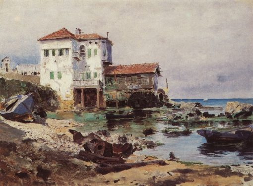 Beirut | Vasily Polenov | Oil Painting