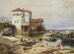 Beirut | Vasily Polenov | Oil Painting