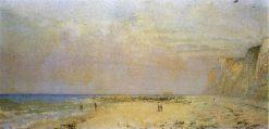 The Seashore | Vasily Polenov | Oil Painting