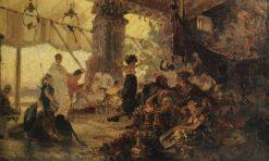 The Prodigal Son   Vasily Polenov   Oil Painting