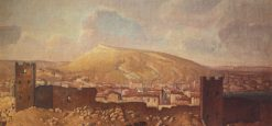 View of Feodosia | Vasily Polenov | Oil Painting