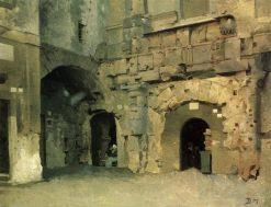 Cityscape | Vasily Polenov | Oil Painting