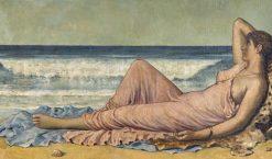 Ariadne | John Peter Russell | Oil Painting