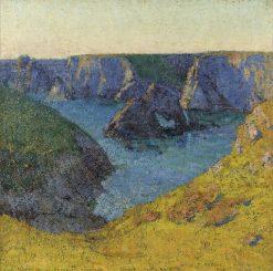 Belle Ile en mer | John Peter Russell | Oil Painting