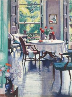 Interior. Summer | Francis Campbell Boileau | Oil Painting