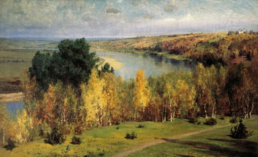 Autumn | Vasily Polenov | Oil Painting