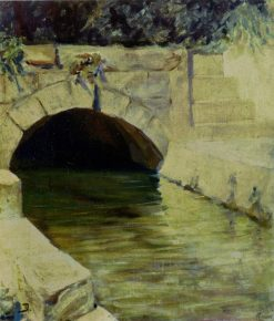 The Source | Vasily Polenov | Oil Painting