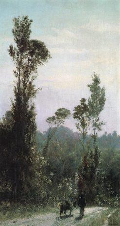 Italian Landscape | Vasily Polenov | Oil Painting