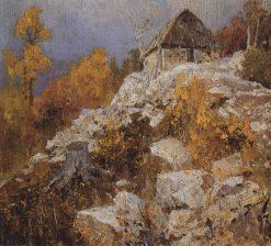 The Quarry | Vasily Polenov | Oil Painting