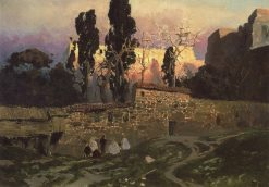 Constantinople | Vasily Polenov | Oil Painting