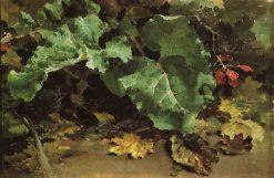 Leaves | Vasily Polenov | Oil Painting