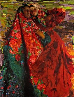 Women | Filipp Andreevich Maliavin | Oil Painting