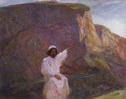 Sermon on the Mount | Vasily Polenov | Oil Painting
