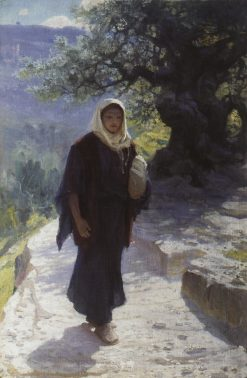 Walk in the Mountains | Vasily Polenov | Oil Painting