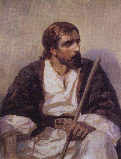 Jesus Christ | Vasily Polenov | Oil Painting