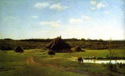 Abramtsevo | Vasily Polenov | Oil Painting