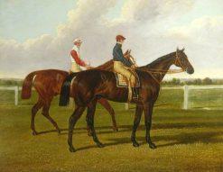 Charles XII and Euclid | John Frederick Herring