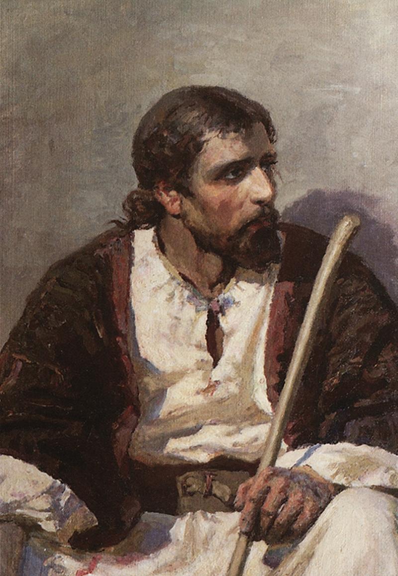 Jesus Christ Painting Vasily Polenov Oil Paintings