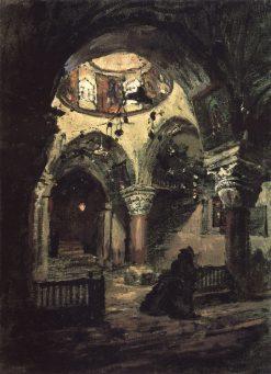 Church of the Holy Sepulcher | Vasily Polenov | Oil Painting