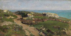Cliff Tops | Vasily Polenov | Oil Painting