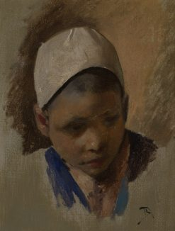Young Scholar | Vasily Polenov | Oil Painting