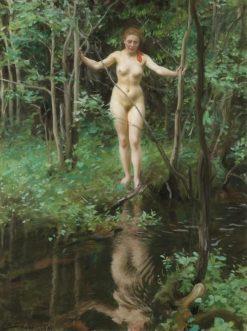 Ingeborg | Anders Zorn | Oil Painting
