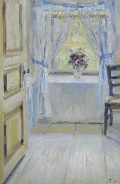 Flowers by the Window | Maria Yakunchikova | Oil Painting