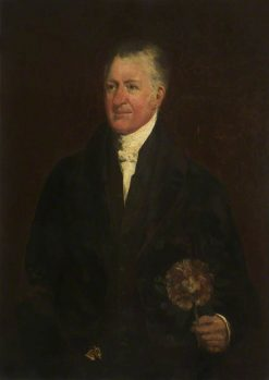 William Bow | William Knight Keeling | Oil Painting