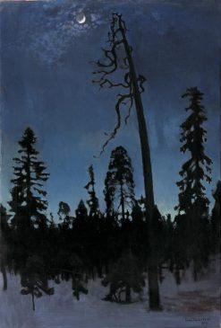 Kankaall | Eero Jarnefelt | Oil Painting