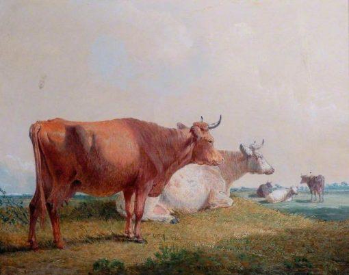Cows | John Frederick Herring