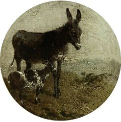 Donkey and Goat | John Frederick Herring