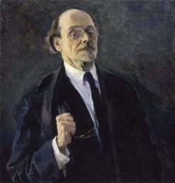 Self Portrait | Mikhail Vasilevich Nesterov | Oil Painting