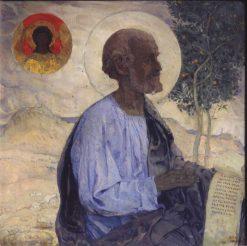 St. Matthew | Mikhail Vasilevich Nesterov | Oil Painting