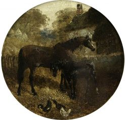 Mare and Foal | John Frederick Herring