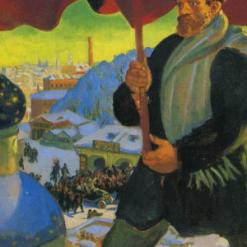 Kustodiev, Boris Mikhailovich