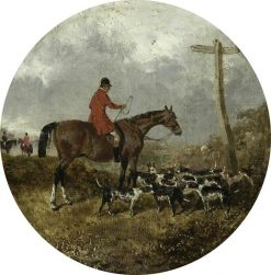Huntsman and Hounds | John Frederick Herring