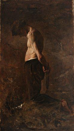 Untitled | Laszlo Mednyánszky | Oil Painting