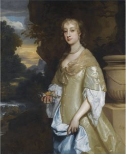 Portrait of Frances Bard | Peter Lely | Oil Painting