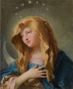 The Virgin Immaculate | Giovanni Battista Tiepolo | Oil Painting