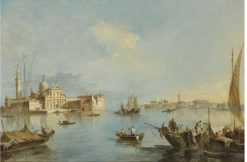Venice | Francesco Guardi | Oil Painting