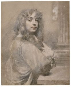 Self Portrait | Peter Lely | Oil Painting