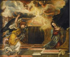 The Annunciation | El Greco | Oil Painting