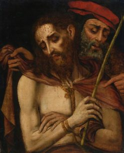 Christ as the Man of Sorrows | Luis de Morales | Oil Painting