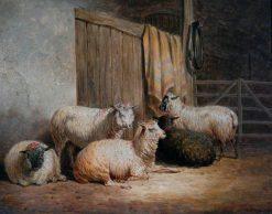 Sheep | John Frederick Herring