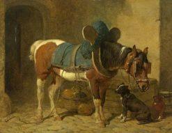 Stable Companions | John Frederick Herring