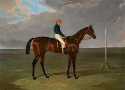 Sluggard with Flatman up | John Frederick Herring