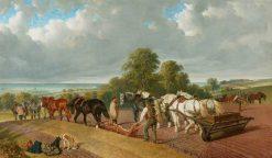 Seed Time | John Frederick Herring