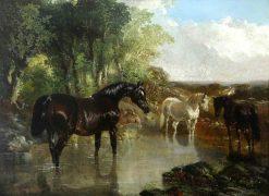 The Brood Mare | John Frederick Herring